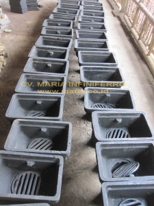 deck drain produk cv maria infiniferro