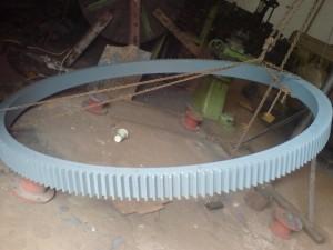 Roda Gigi Dryer