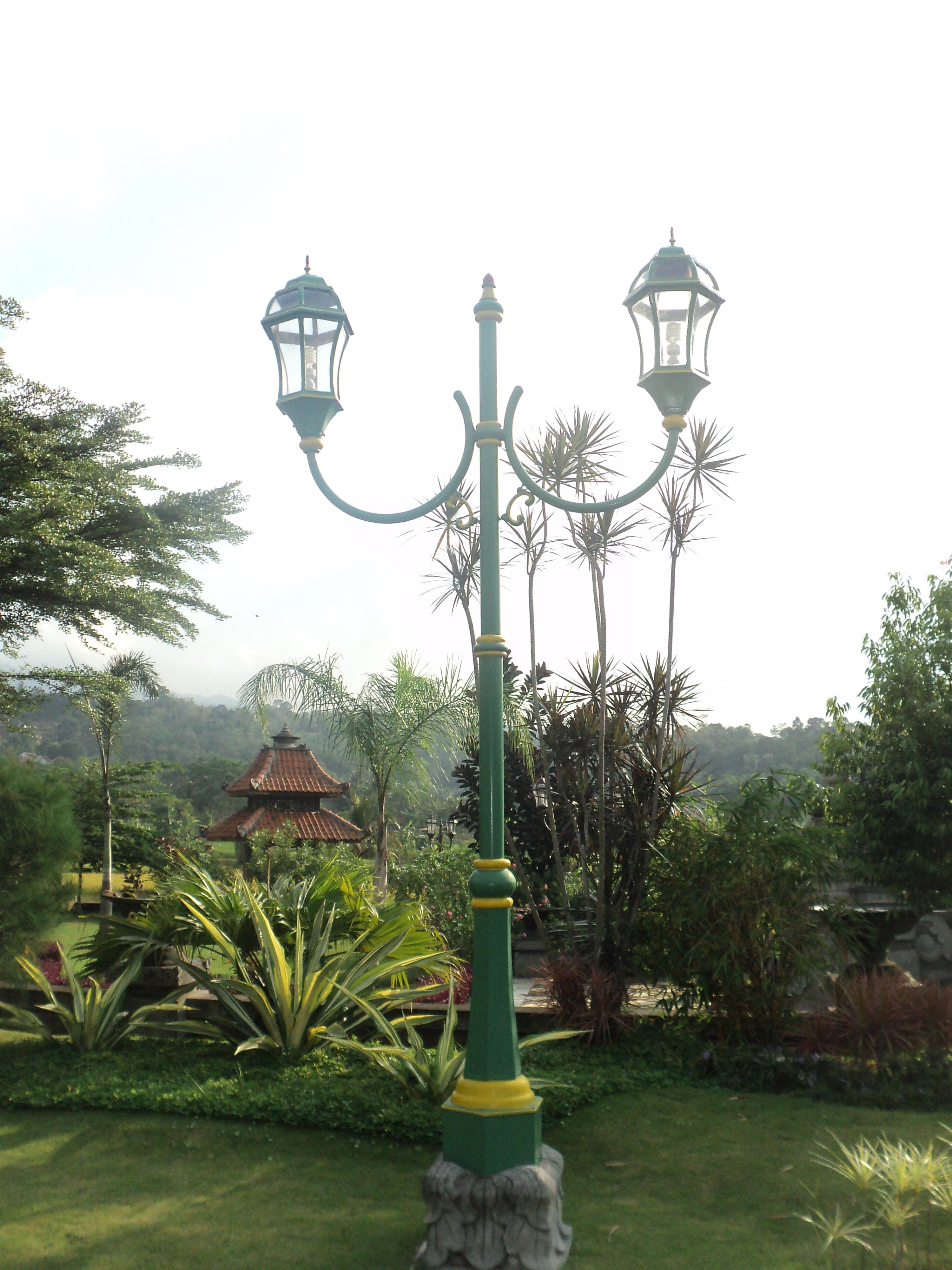 Lampu Taman Logamceper Com