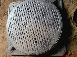 Manhole cover Indonesia