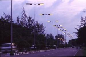 lampu pju