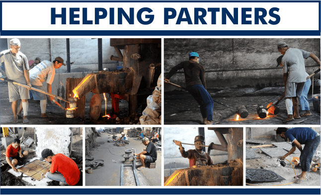 Helping Partners