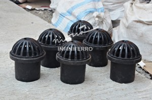 roof drain cast iron