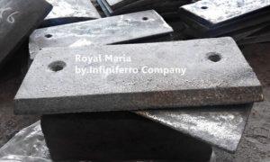 Liner Casting Mangan Steel