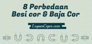 8 Perbedaan Baja Cor dan Besi Cor
